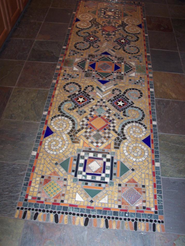 Custom Tile Thompson Interior Design